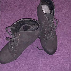 Mossimo booties